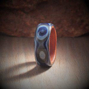 Paper Ring - Blue Penta